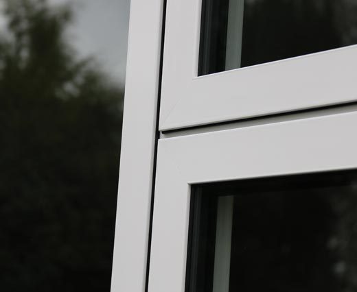 Tilt and turn timber windows