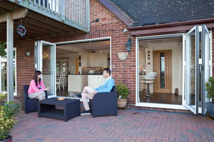 Bifold Door Installers In Greater London Keepout Windows