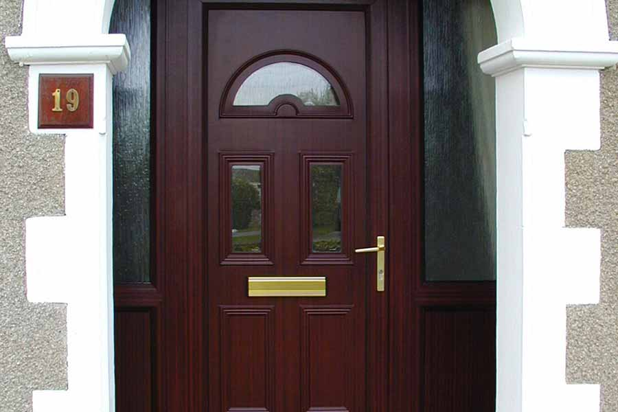 Entrance Door Installers In London Keepout Windows