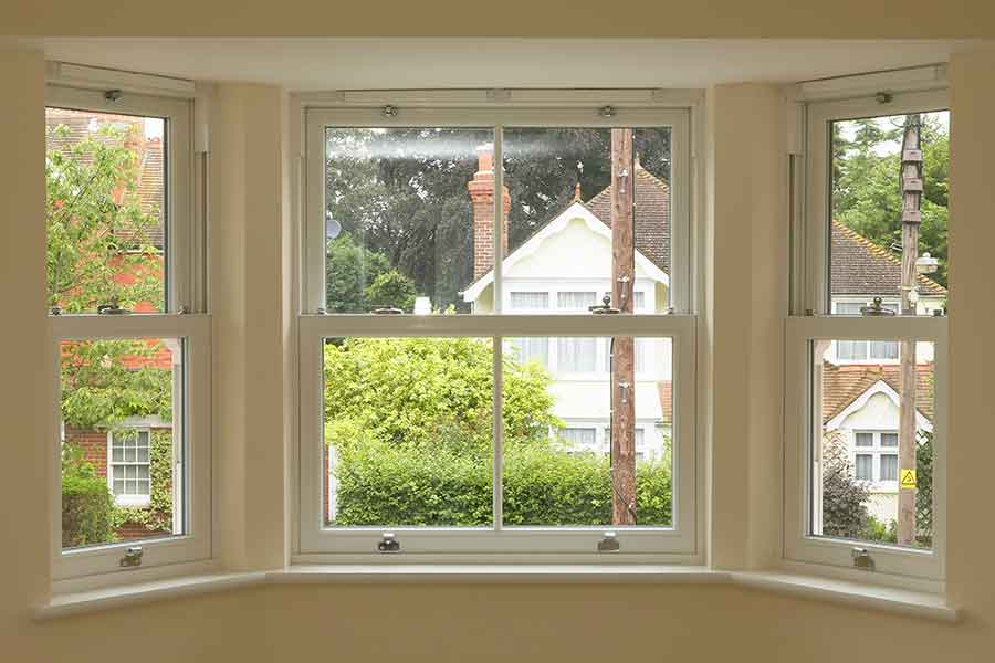 Upvc Sash Windows In London Keepout Windows
