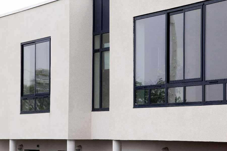 Aluminium Casement Windows In London Keepout Windows