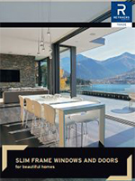 Aluminium windows and doors - Reynaers