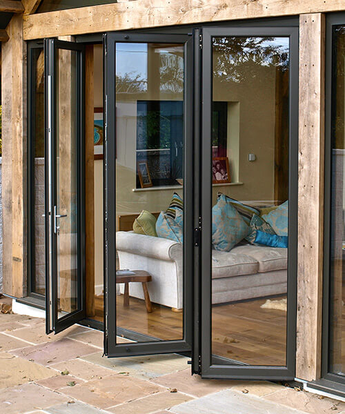 official photos 38bed da1c8 Bifold Door Installers in Greater London | Keepout Windows